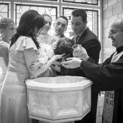 Lebanese Maronite Christening