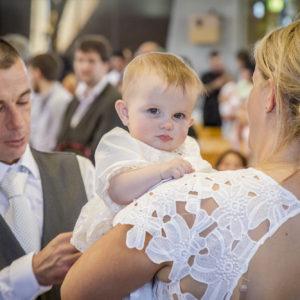 Catholic Baptism - Laura