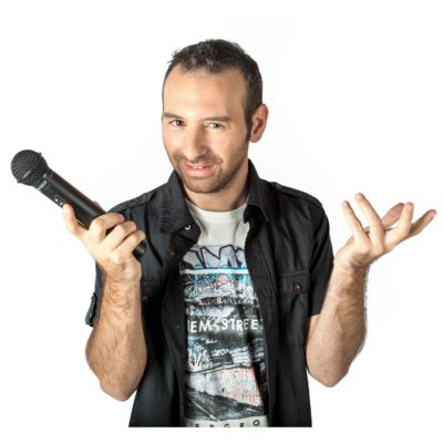 James Liotta - Actor/Comedian/Presenter