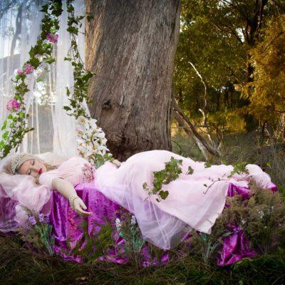 Fairytale Princesses - Aurora, Sleeping Beauty
