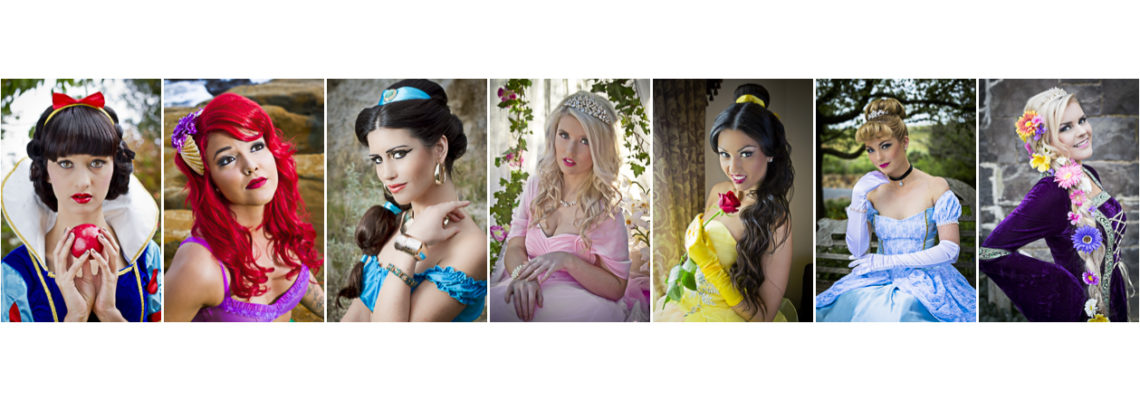 People - Portrait - Fairytale Princess