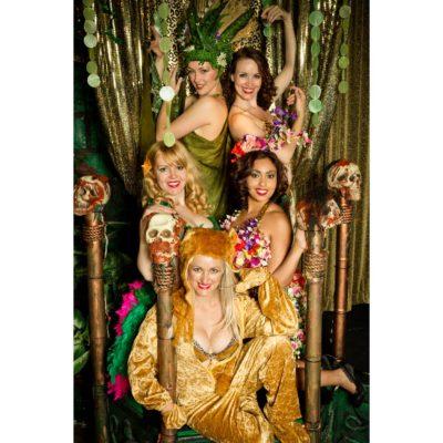 Burlesque Beauties - MICF Comedy Promo