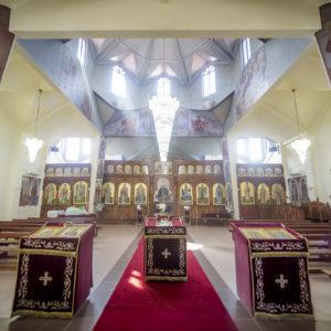 Macedonian Orthodox Baptism - Damian