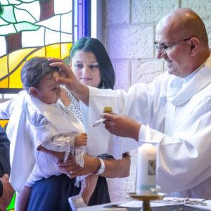 Lebanese Maronite Christening