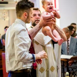 Mya - Greek Orthodox Christening