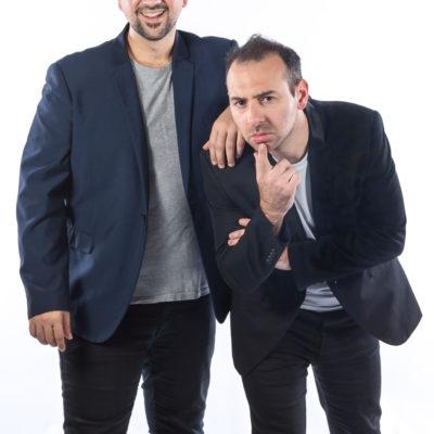 James Liotta & Piero Piavattene - Comedians Promotional